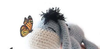 Eeyore Crochet Free Pattern