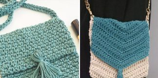 Free Easy Crochet Bag Purse Pattern