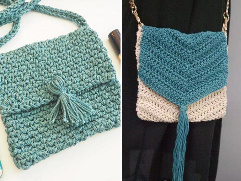 Free Easy Crochet Bag Purse Pattern