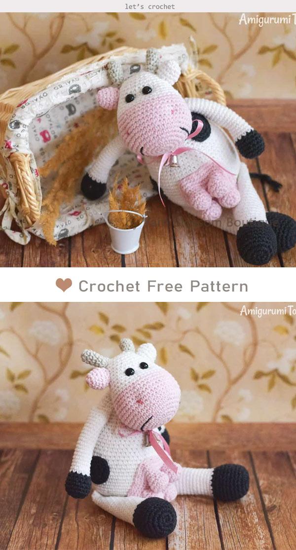 Free Amigurumi Crochet Patterns - Dolls/Animal   1115x600
