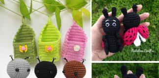 Ladybug Crochet Free Pattern