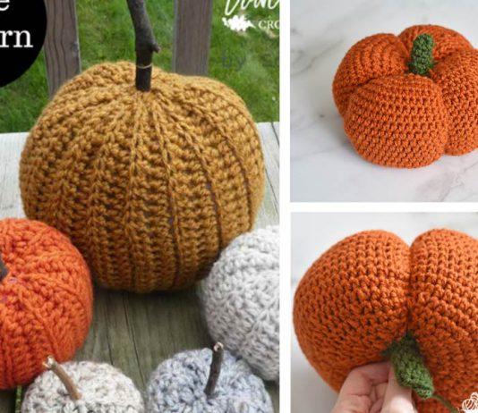Pumpkin Crochet Free Pattern