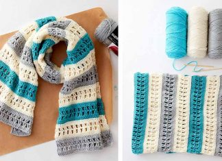 With Care Wrap Crochet Free Pattern