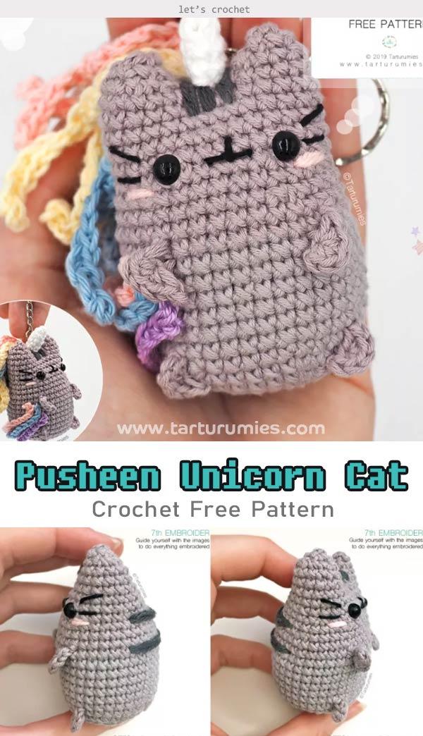 DIY Crochet Snail Amigurumi Free Patterns | 1044x600