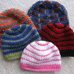 Better Late Than Never Beanies Hat Crochet Free Pattern