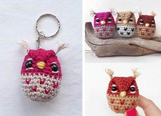 Ernesto Owl Crochet Free Pattern