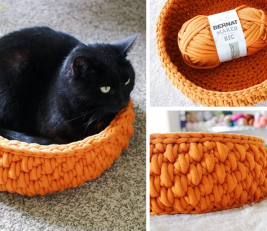 Crochet Cat Harness Pattern | Free Crochet Patterns | 462x534