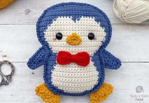 Crochet Penguin Amigurumi Free Crochet Pattern