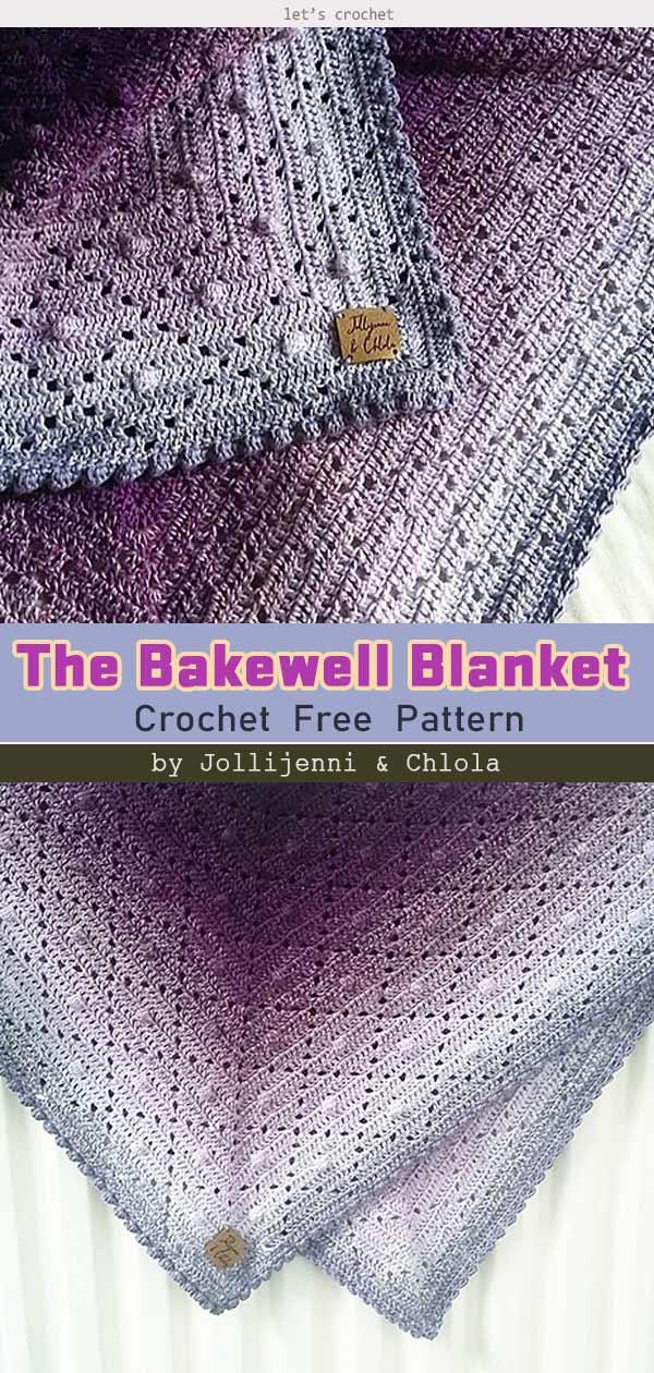 The Bakewell Blanket Free Crochet Pattern
