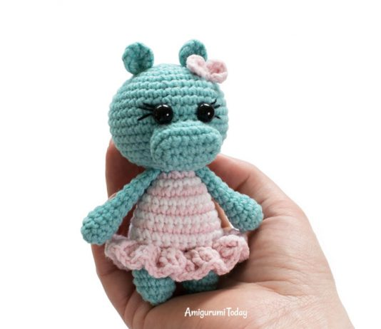 Amigurumi squirrel crochet pattern - Amigurumi Today | 462x534