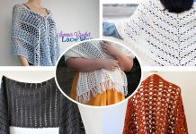 5 Summer Wraps with Free Crochet Patterns