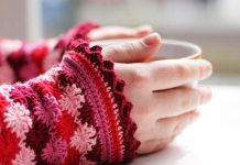 Catherine Wristies Crochet Free Pattern