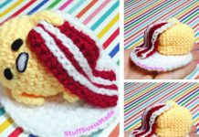 Lazy Egg Crochet Free Pattern