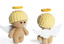 Angel Amigurumi Crochet Free Pattern