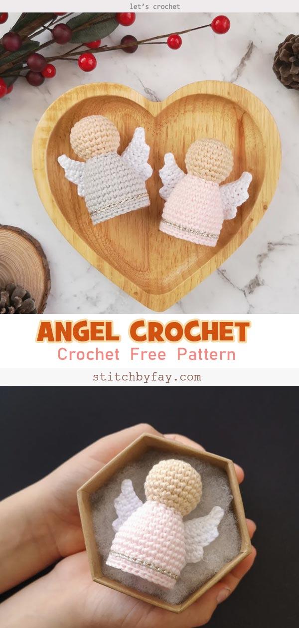 Angel Crochet Free Pattern