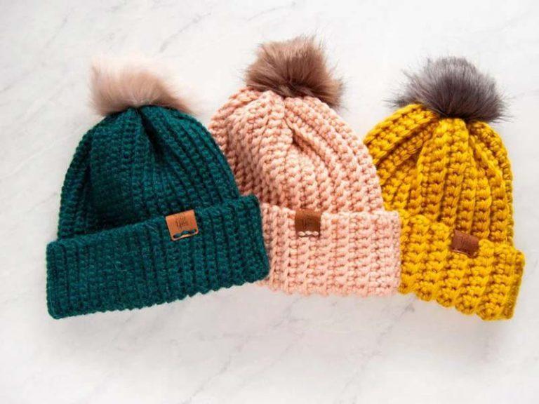 Easiest Hat Free Crochet Pattern